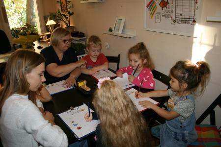 Grupa 1 - 4. Rada Dziecięca