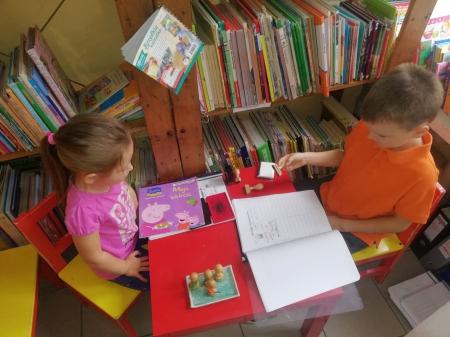 Gr. 2 - 4 Biblioteka Przedszkolaka