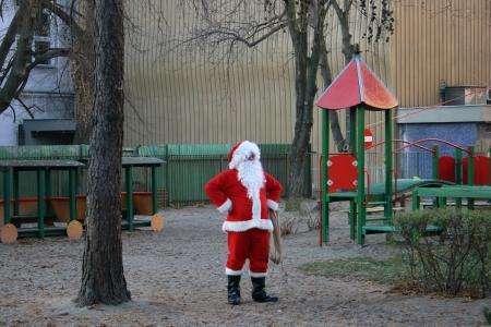 Gr. 1 – 4 – Magiczny dzień – spotkanie z Mikołajem –