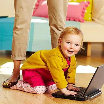 Czy technologia jest dobra dla małych dzieci?