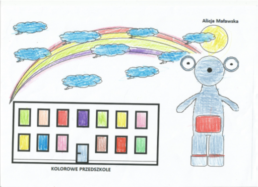 Co to jest Kolorowe? - autor Alicja