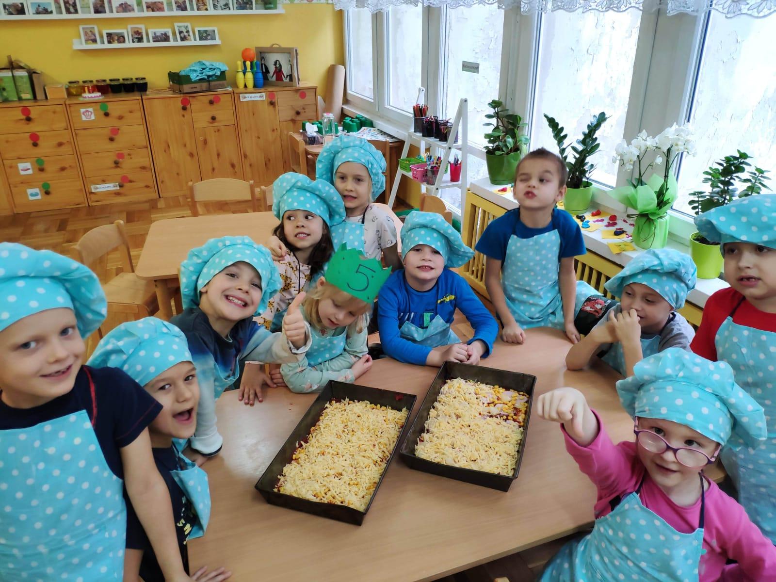 Pychotkowo - smakołyki dla chłopców - Gr. 3 - Ważki -
