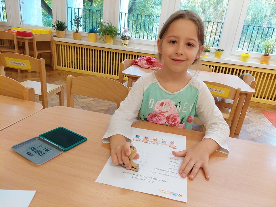 Wybory Rady Dziecięcej - 29.09.2021 r.