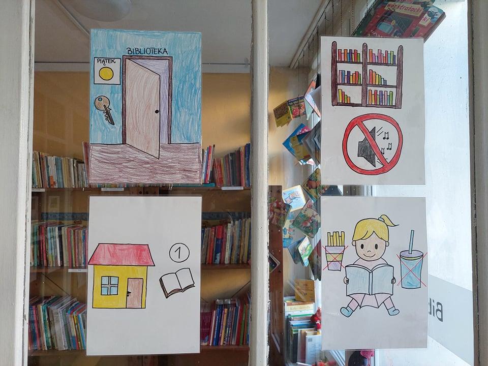 Biblioteka Przedszkolaka - Gr. 1, 2, 3, 4.