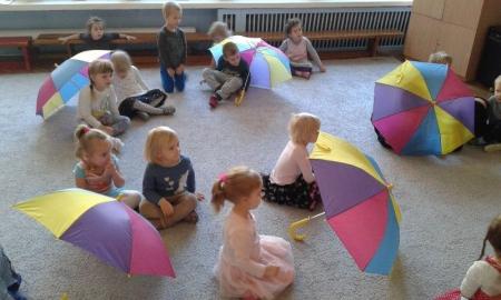 Deszczowy poranek - programowanie u motylków
