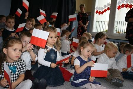 Polska kochana - przedszkolaki dla ojczyzny