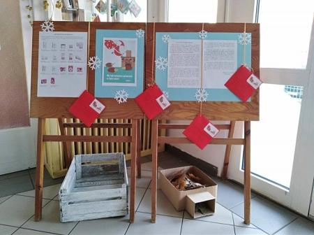 Mikołaj napisał list do dzieci....